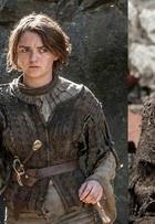 'Game of Thrones': veja as mudanças físicas de oito personagens na série