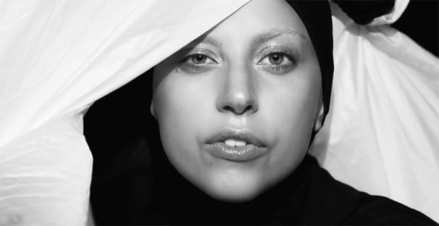 Cena do clipe de 'Applause', novo single de Lady Gaga (Foto: Divulgação)