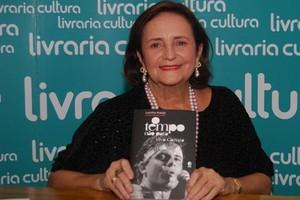 Lucinha Araújo vai administrar a doação para a Sociedade Viva Cazuza (Foto: Divulgação)