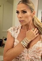 Um arraso! Veja os makes e penteados das famosas no casamento de Thiaguinho e Fernanda Souza
