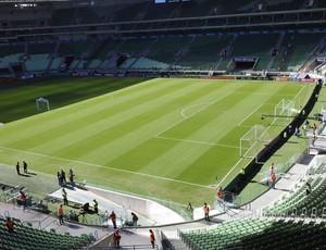 Arena Palmeiras - Allianz Parque (Foto: Marcelo Braga)
