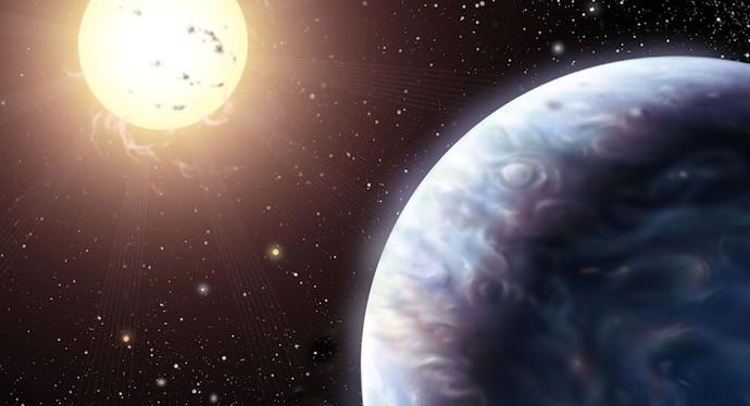 Astrobiologia investiga se há vida em outras galáxias  (Foto: Divulgação)