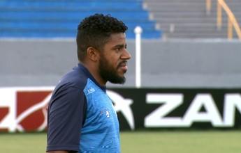 De volta ao time, Jô pede Londrina concentrado para encarar o Oeste
