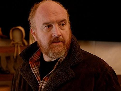 Loius C.K. em cena de Louie (Foto: Reprodução)