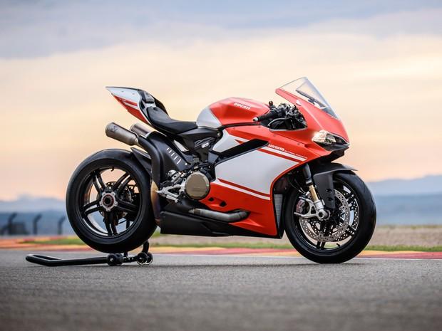 Ducati 1299 Superleggera (Foto: Divulgação)