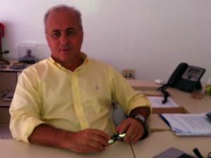 Fábio Braidatto, diretor da Inter TV no Núcleo Minas (Foto: Jucilene Magalhães)