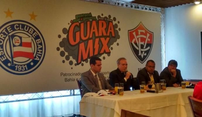 Guaramix Bahia e Vitória (Foto: Divulgação / EC Bahia)