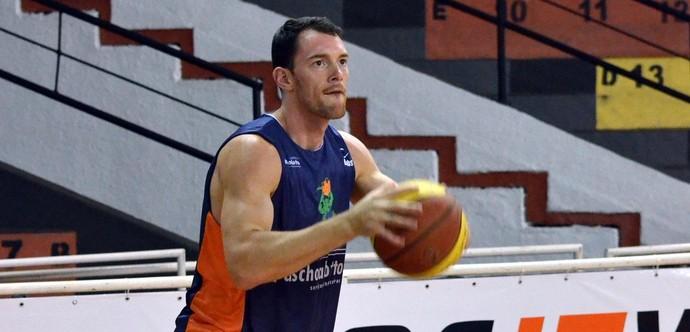 Robert Day, ala Bauru Basquete (Foto: Henrique Costa / Bauru Basket)