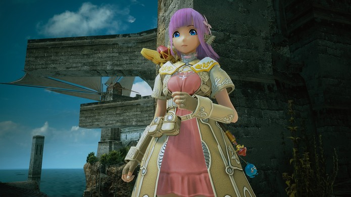 Star Ocean: Integrity and Faithlessness (Foto: Divulgação/Square Enix)