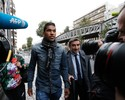 Brandão é condenado a um mês de prisão por cabeçada em Thiago Motta