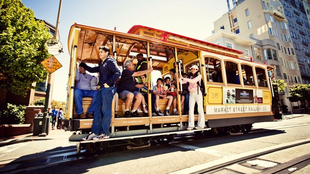 San Francisco: o que vale visitar nos arredores (Foto: Divulgao)