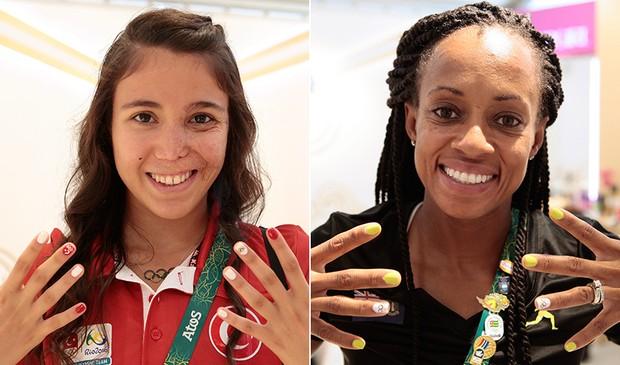 Salão da Vila dos Atletas na Olimpíada Rio 2016 (Foto: Jessica Monstans / EGO)