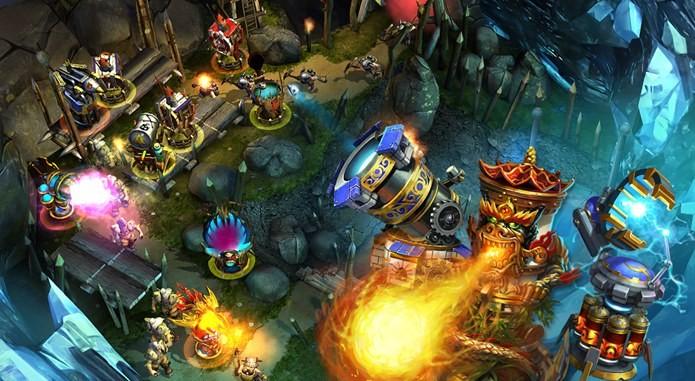Defenders é um excelente jogo de estratégia com gráficos incríveis (Foto: Divulgação)