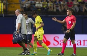 Pato machucado, Ganso no banco: Villarreal e Sevilla não saem do zero