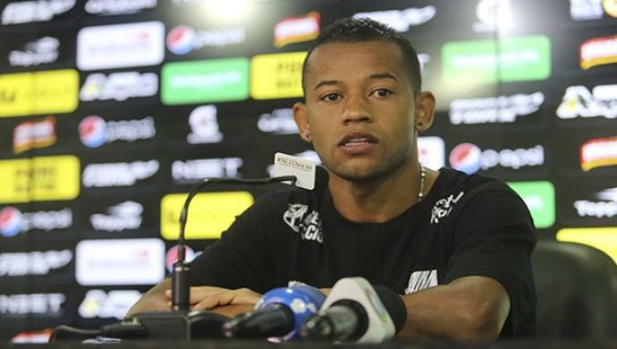 Lelê, atacante do Ceará (Foto: Christian Alekson/Cearasc.com)