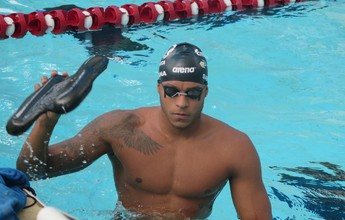 """Ausência de Cielo nas Olimpíadas não assusta Matheus: """"Seleção está forte"""""""