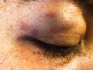 Professora trocou agressões com aluno em Santos (Foto: Arquivo Pessoal)