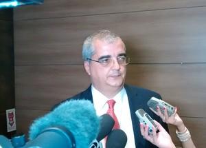 Mário Andrada, diretor de comunicação do Rio 2016 (Foto: Leonardo Filipo)