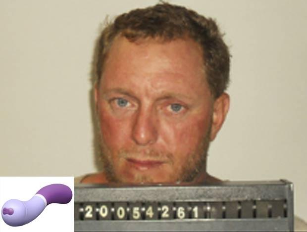 Eric Green roubou um massageador vibrador 'Trojan Twister'. (Foto: Reprodução)
