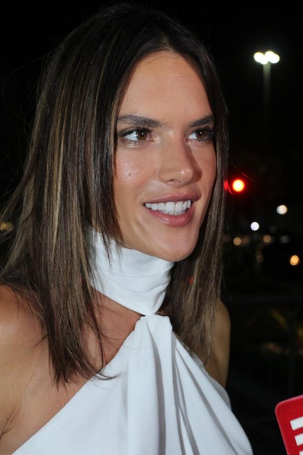 Alessandra Ambrósio (Foto: Marcello Sá Barretto / AgNews)