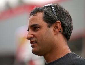 juan pablo montoya em monza 4/9 (Foto: Getty Images)