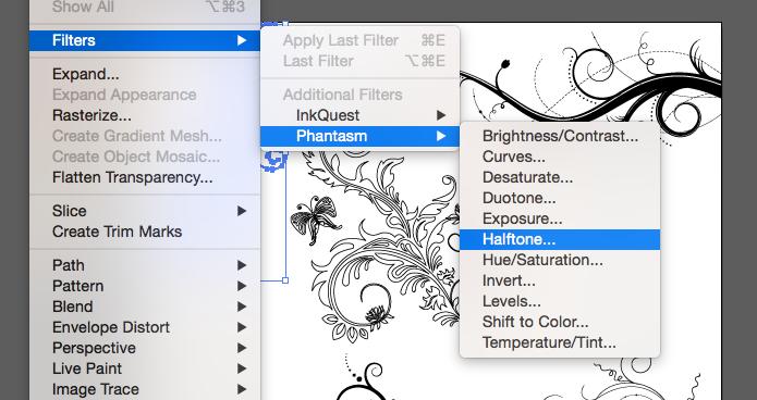 Faça ajustes de cor com o Phantasm (Foto: Reprodução/Paulo Alves)