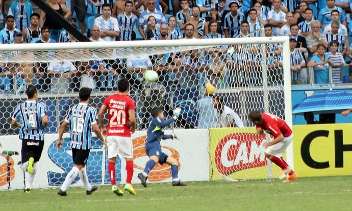grêmio inter gre-nal 400 arena gol rafael moura (Foto: Diego Guichard/Globoesporte.com)