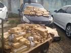 Polícia Federal apreende 200 kg de maconha em carro no Litoral do RS