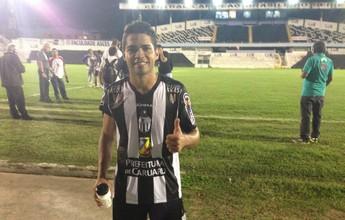Lateral-esquerdo Altemar retorna ao Central para a Série D do Brasileiro