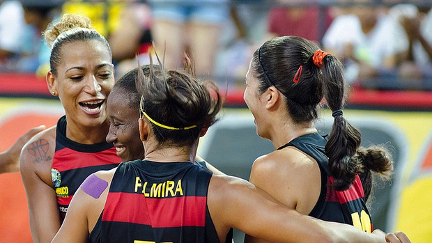 sport basquete feminino (Foto: Wágner Damásio / Sport)