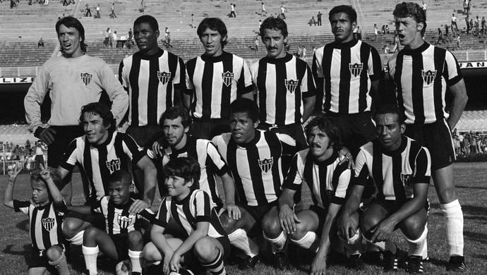 Atlético-MG 1971 (Foto: Agência Estado)
