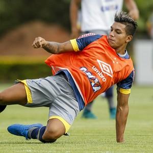 Lucas Romero Cruzeiro (Foto: Washington Alves/ Light Press)