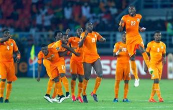 Costa do Marfim repete 1992, vence Gana nos pênaltis e fica com o título
