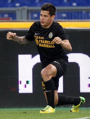 Juan Manuel Iturbe, no Verona (Foto: Getty Images)