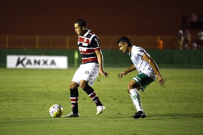 Vitoria da Conquista x Santa Cruz Copa do Brasil (Foto: Samuel Dias/Futura Press)
