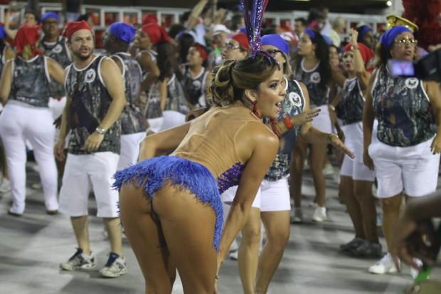 Denise Dias  (Foto: Daniel Pinheiro/AgNews )