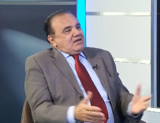 Gaudêncio Torquato, amigo e consultor do presidente Michel Temer (Foto: Reprodução/ Youtube)