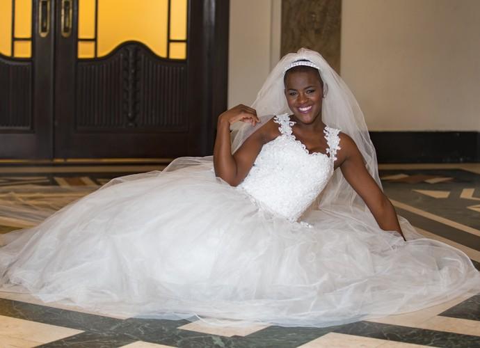 ex bbb angelica noiva (Foto: Thiago Tas/ Divulgação)