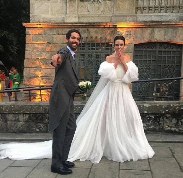 Casamento Amy Terry (Foto: Reprodução/ Instagram)