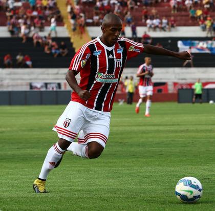 Lateral Samuel Santos (Foto: Rogério Moroti/Agência Botafogo)