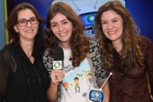 Televisando_concurso_2012 (Foto: Ederson Bastiane / RPC TV)
