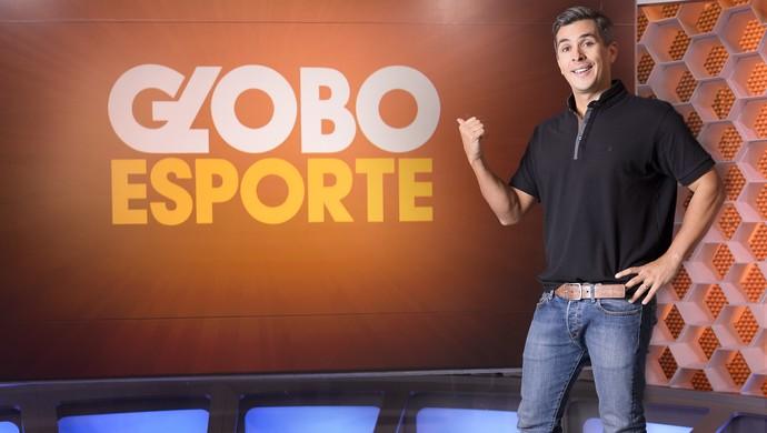 Ivan Moré, Apresentador GloboEsporte 3 (Foto: Ramón Vasconcelos/TV Globo  )