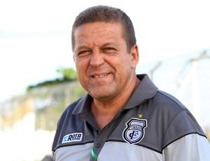 Joba, gerente de futebol do Treze (Foto: Nelsina Vitorino / Jornal da Paraíba)