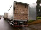 Polícia apreende cerca de 800 caixas de cigarros contrabandeados, no PR