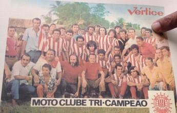 Ícone do futebol de RO, Walter Santos terá homenagem na vinda da Taça