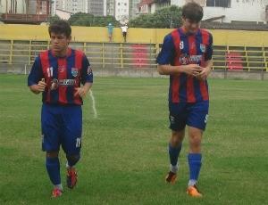 Vilavelhense, sub-17 (Foto: Divulgação/Vilavelhense FC)