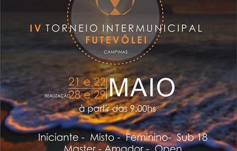BLOG: IV Torneio Intermunicipal Futevôlei - Campinas