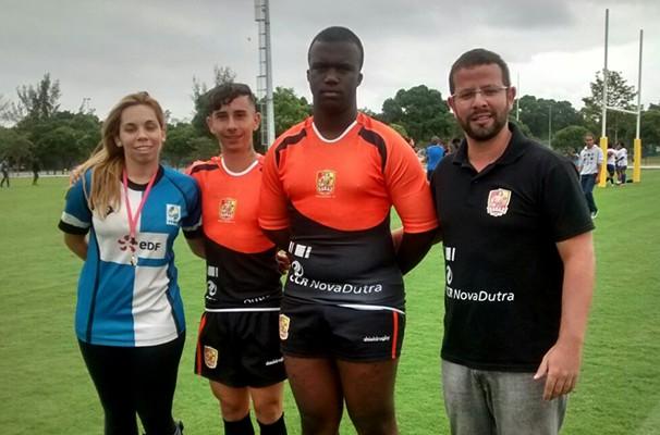Atletas vão para segunda fase da seletiva do Campeonato Nacional (Foto: Divulgação)