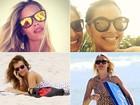 Veja os acessórios preferidos de Rihanna, Grazi e Sabrina Sato para arrasar no look praia