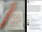 Cliente paga cenoura com R$ 50 após caixa não trocar dinheiro: 'Vingança'